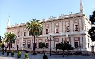 The General Archive of the Indies of Seville was created ...
