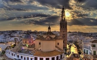 Carmona is a city in the province of Seville, 30 ...